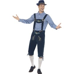 Deluxe Traditional Rutger Bavarian Costume