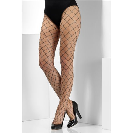 Diamond Net Tights7