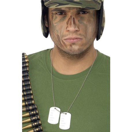 Dogtags on Chain