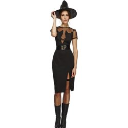 Fever Enchanting Cat Witch Costume