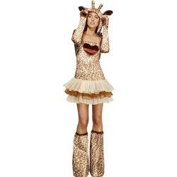 Fever Giraffe Costume, Tutu Dress