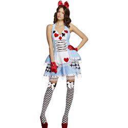 Fever Miss Wonderland Costume