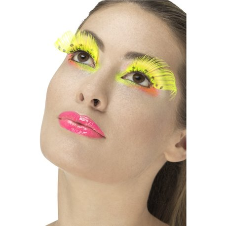 80s Polka Dot Eyelashes4