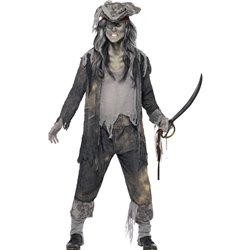 Ghost Ship Ghoul Costume