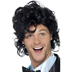 80s Prom King Perm Wig