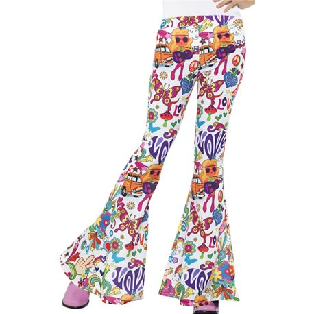 Groovy Flared Trousers, Ladies