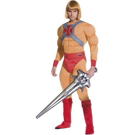 He-Man/Prince Adam Muscle Costume