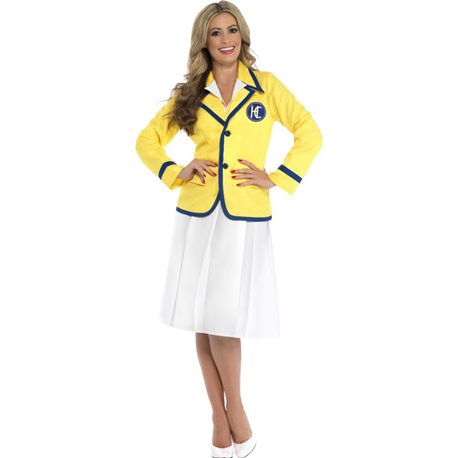 Holiday Rep Female Costume