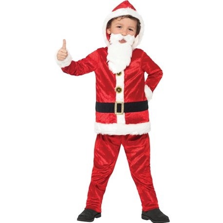 Jolly Santa Costume