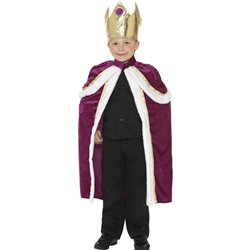 Kiddy King/Queen Costume