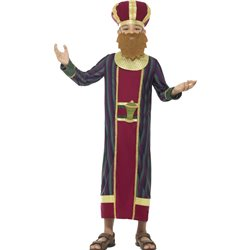 King Balthazar Costume, with Robe