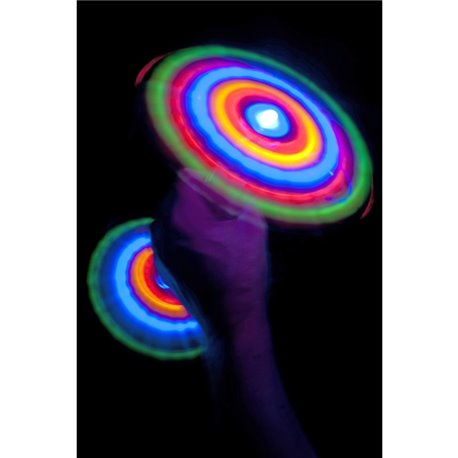 Light Up Double Ended Spinner