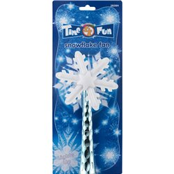 Light Up Snowflake Spinner