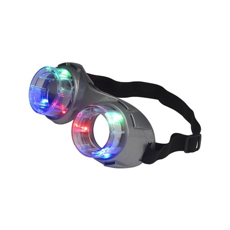 Alien Goggles, Light Up