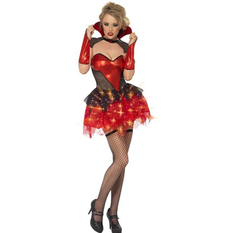 All That Glitters Vamp Gloss Costume