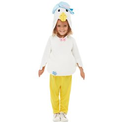 Peter Rabbit Deluxe Jemima Puddle-Duck Costume