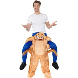 Piggyback Cockroach Costume