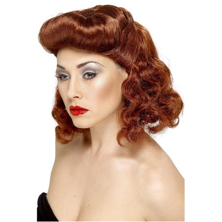 Pin Up Girl Wig