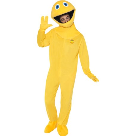 Rainbow Zippy Costume