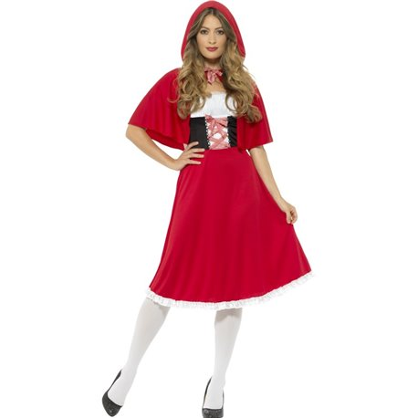 Red Riding Hood Costume2