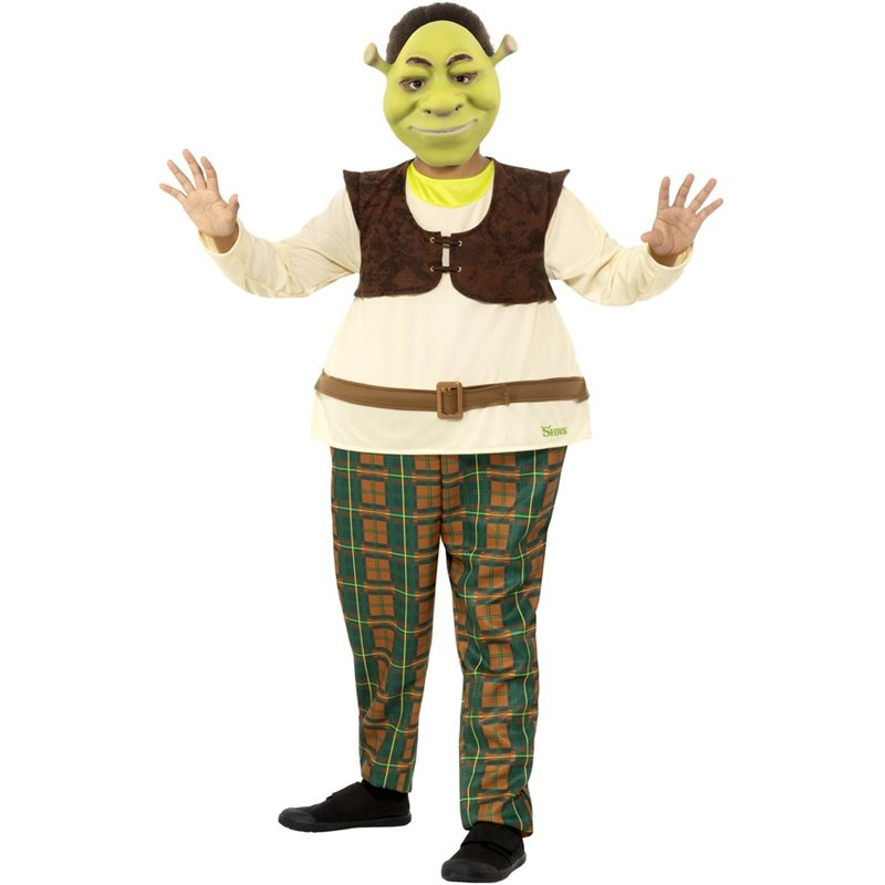 Shrek Kids Deluxe Costume