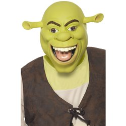 Shrek Latex Mask