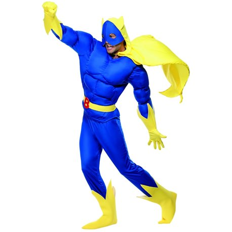 Bananaman Padded Costume