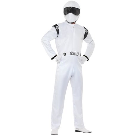 Top Gear, The Stig Costume