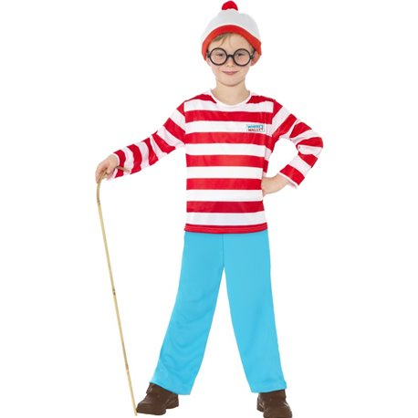 Where's Wally? Costume2