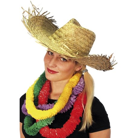 Beachcomber Hawaiian Straw Hat