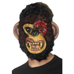Zombie Chimp Mask