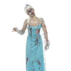 Zombie Froze to Death Costume