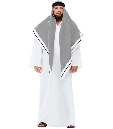 Deluxe Fake Sheikh Costume