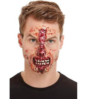 Smiffys Make-Up FX, Exposed Nose & Mouth
