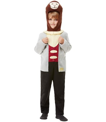 Wind in the Willows Deluxe Mole Costume