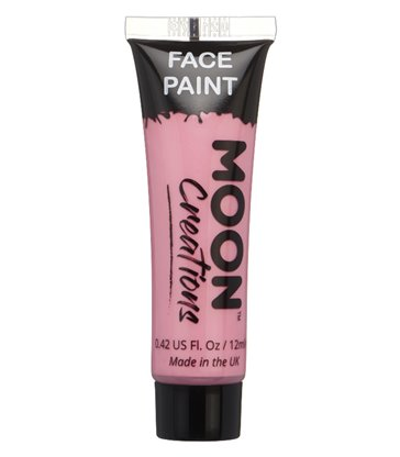 Moon Creations Face & Body Paint, Pink