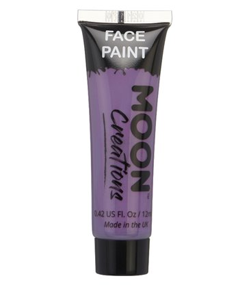 Moon Creations Face & Body Paint, Purple