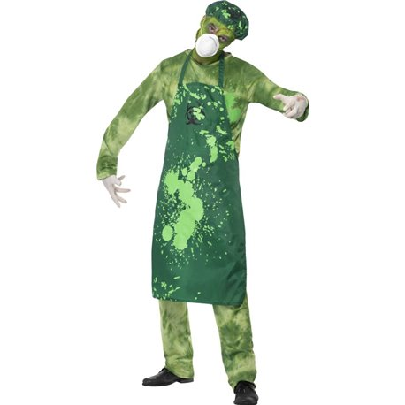 Biohazard Male Costume