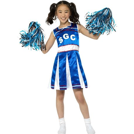 Cheerleader Costume4