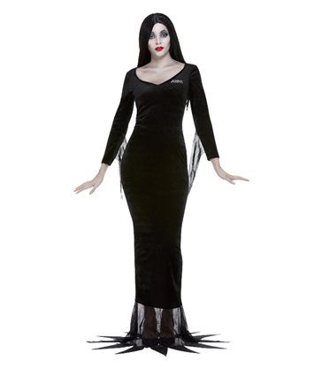 Addams Family Morticia, Black