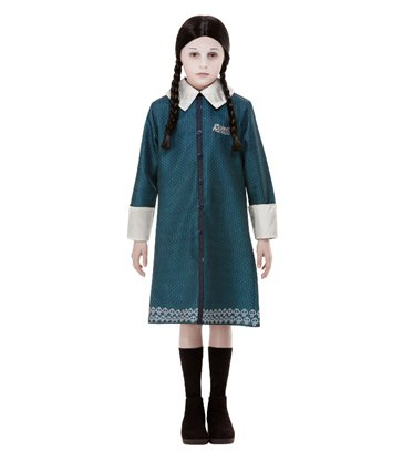 Addams Family Wednesday Costume, Black