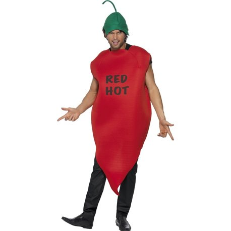 Chilli Pepper Costume