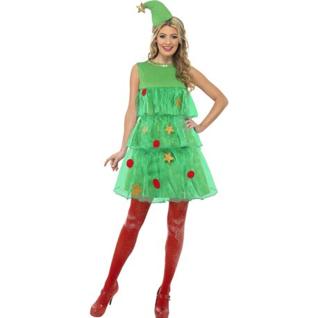 Christmas Tree Costume2