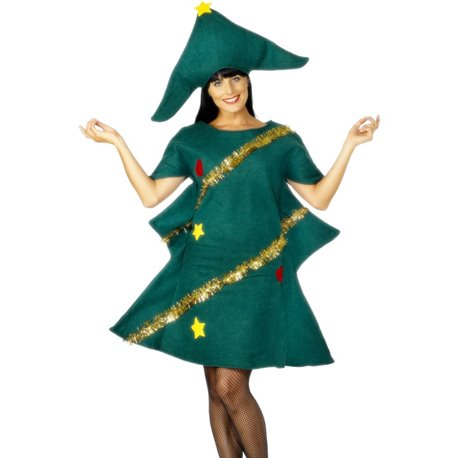 Christmas Tree Costume4
