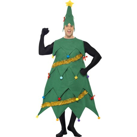 Christmas Tree Costume5