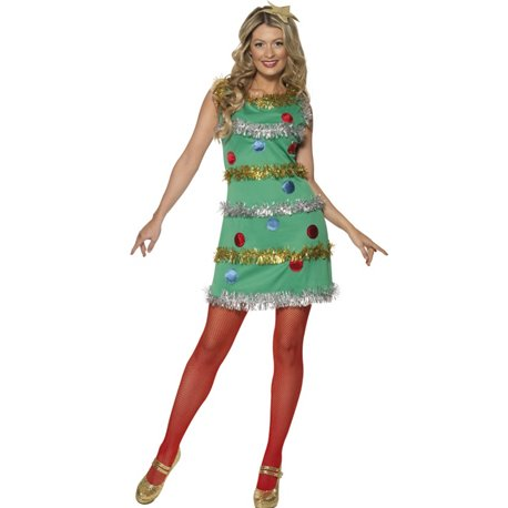 Christmas Tree Costume6