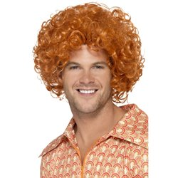 Curly Afro Wig
