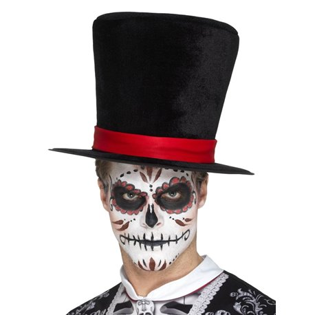 Day of the Dead Top Hat2