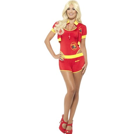 Deluxe Baywatch Lifeguard Costume