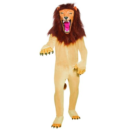 Deluxe Cirque Sinister Vicious Circus Lion Costume